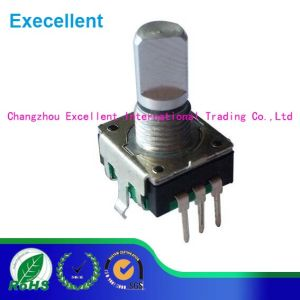 12mm Metal Shaft Rotary Encoder (EC12S) pictures & photos