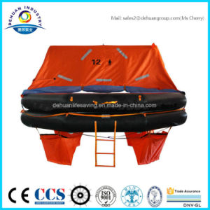 CCS Approved Throw-Over Inflatable Life Raft