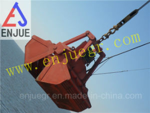 in Stock Grab Double Scoop Hydraulic Clamshell Grab From Chinese Manufacture with Promot Delivery pictures & photos