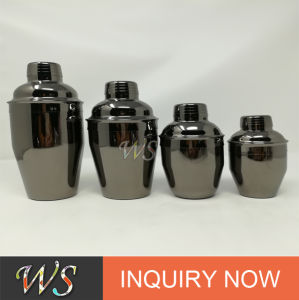 Ws-It01 Stainless Steel Electroplated Colorful Shaker pictures & photos