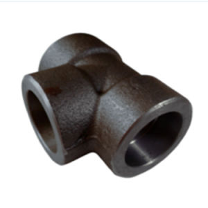 Pipe Fitting Carbon Steel Tee pictures & photos