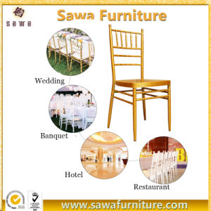 Metal Cheap Used Wholesale Chiavari Chair/ Wedding Chair pictures & photos