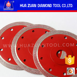 "5"" Circle Diamond Band Saw Dry Cutting Blades with Protected Segment pictures & photos"