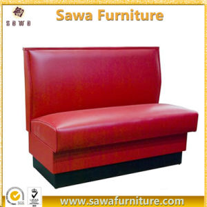 Fast Food Restaurant High End Furniture Booth pictures & photos