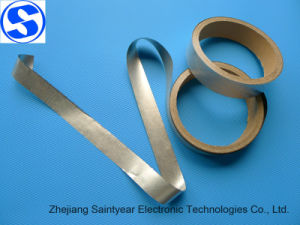 Ultrathin Copper Nickel Non-Woven Conductive Fabric pictures & photos