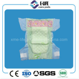 Malawi OEM Disposable Baby Diaper with PP Tape pictures & photos