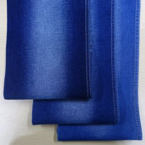 Stretch Tr 10 Oz Denim Fabric (T112) pictures & photos
