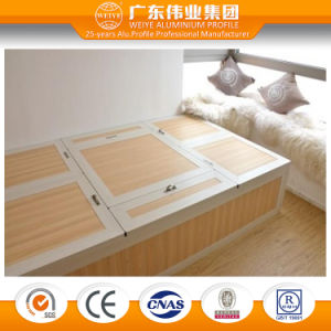 Weiye Modern Design Aluminum/Aluminium/Aluminio Home Furniture Bedroom Furniture with Tatami pictures & photos