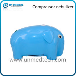 Cute Elephant Compressor Nebulizer for Home Use pictures & photos