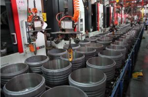 Dual Layer Technology an Kai Truck Brake Drum pictures & photos