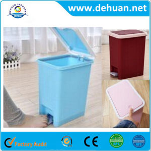 Fashion Plastic Dustbin/ Size of Dustbin/ Trash Can pictures & photos