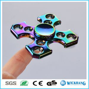 EDC Fidget Hand Spinner Focus Adhd Autism Finger Toy pictures & photos