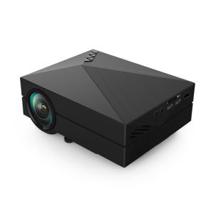 LED 3D 1080P LCD Home Projector Support Multimedia Play pictures & photos