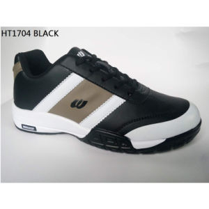 New PU Fashion Sport Shoes, Casual Shoes, Style No.: Running Shoes-1704 Zapato pictures & photos