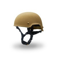 Mich 2001 Kevlar PE Nij III Ballistic Helmet pictures & photos