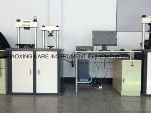 Electro-Hydraulic Servo Cement Flexure and Compression Testing Machine (YAW-300D) pictures & photos