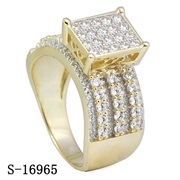 New Arrival Sterling Silver Cubic Zirconia Ladies Rings. pictures & photos