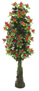 Factory Supply Plastic Fruit Tree Artificial Decorative Trees pictures & photos