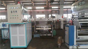 Pet Film Embossed Polyester Panel Making Machine pictures & photos