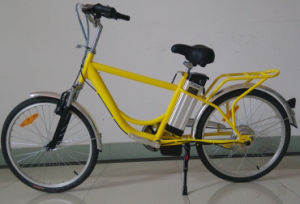 250W Lithium Battery DIY Fast Speed City Electric Bike pictures & photos