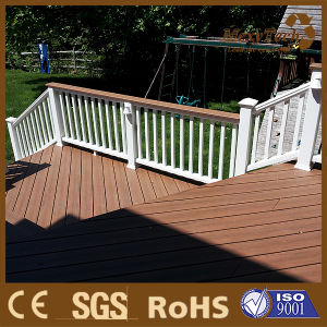 Outdoor Used Composite Deck Co-Extrusion Decking for Flooring pictures & photos