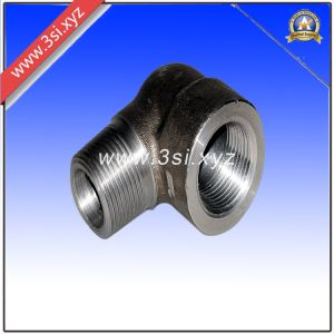 90 Degree Threaded Street Elbow (YZF-E531) pictures & photos