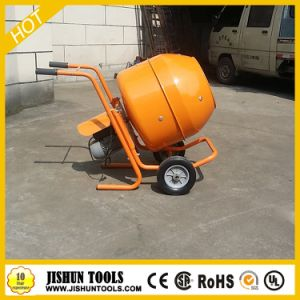 Really Capacity Mini Electric Concrete Mixer