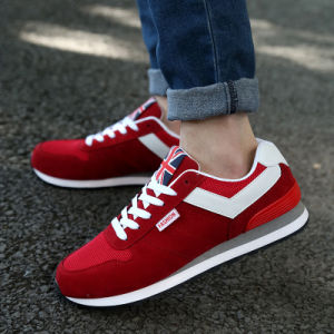 in The Spring of New Men′s Casual Shoes Breathable Shoes Sports Shoes Shoes Shoes Running Shoes Quality Student Agam Tide Men′s Shoes pictures & photos