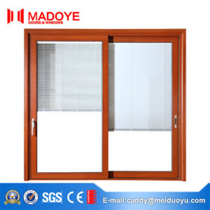 Traditional Design Insluting Glass Electric Shutter Window pictures & photos