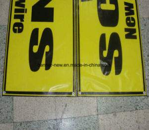 13oz High Resolution Outdoor Advertising Vinyl PVC Banner (SS-VB100) pictures & photos