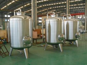 Complete Automatic Water Treatment System for Beverage Filling Line pictures & photos