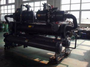 Explosion-Proof 85tr 250kw Water Cooled Chiller for Concrete Batching Plant pictures & photos