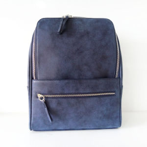 New Model Fashion Women PU Leather Backpack (NMDK-052103) pictures & photos