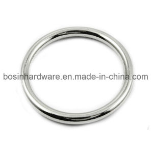 Big 100mm Stainless Steel Round Ring pictures & photos