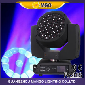 19X15W B Eye K10 Party Decoration Disco RGBW LED Beam Moving Head