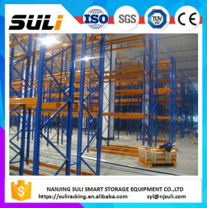 Selective Pallet Rack Type for Factory Warehouse pictures & photos