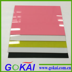 Easy Clean Light 3mm Extruded Acrylic Sheet for Decoration pictures & photos