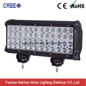 144W 12inch Factory Direct Waterproof LED Light Bar (GT3401-144W) pictures & photos