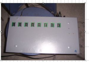 8 Ports FXS GSM Gateway, 8 Ports 8 Sims GSM Fixed Wireless Terminal pictures & photos