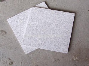 China Natural Stone Cut to Size Pearl White Granite Tiles pictures & photos
