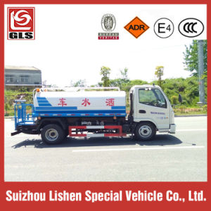 Cheap Price Water Tanker 5 Ton Water Bowser pictures & photos