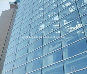 5+9A+5mm Structural Glass Curtain Walls pictures & photos