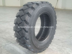 (10-16.5, 12-16.5 RG600) Armour Brand Skid Steer Tyre for Bobcat, JCB pictures & photos