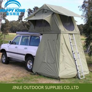 Practical Camping Roof Top Tent Back Awning House pictures & photos