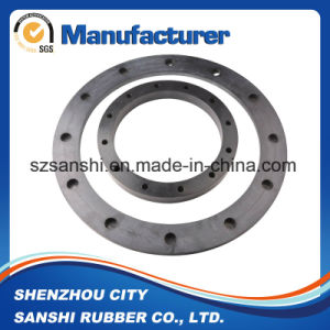 Custom Large Flange Rubber Gasket pictures & photos
