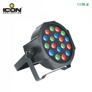 18X3w RGBW LED Mega PAR Light pictures & photos