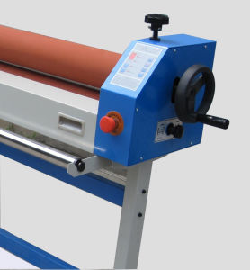 "40"" Simple Electric Cold Laminating Machine pictures & photos"