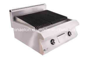 Stainless Steel Ce Verified Counter-Top Gas Grill (ET-TSRQSKL) pictures & photos