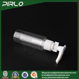 50ml Pet Plastic Tubular Round Cosmetic Plastic Shampoo Lotion Spray Bottle pictures & photos