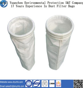 Acidity and Alkalinity Resistance Dust Filter Bag Filtration for Dust pictures & photos